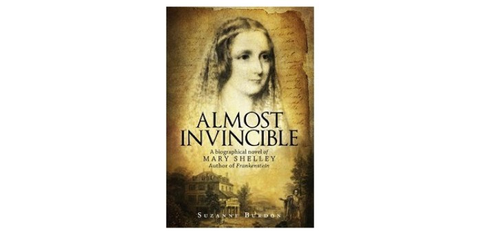 a biography of mary shelley an author The author's bookshelf subscription boxes cds, dvds & vinyl in revising child of light (1951), her first biography of mary shelley.
