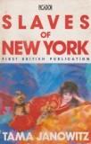 Slaves of New York by Tama Janowitz