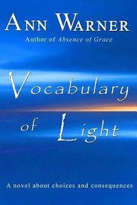 Vocabulary of Light by Ann Warner