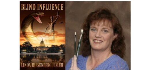 Blind-Influence-by-Linda-Riesenberg-Fisler guest post