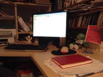 Writing Desk - Julie Shackman
