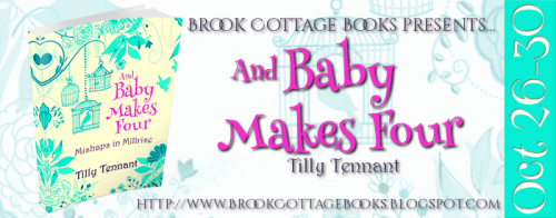 And Baby Makes Four by Tilly Tennant poster