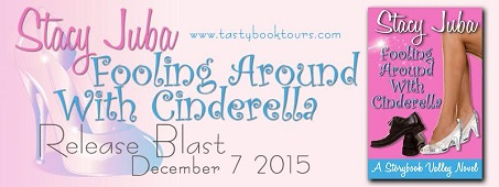 Fooling Aound With Cinderella by Stacy Juba poster