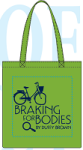 Braking bodies bag poster