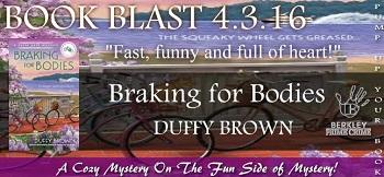 Breaking Bodies Book Blast Poster