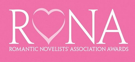 Romantic novelist awards logo