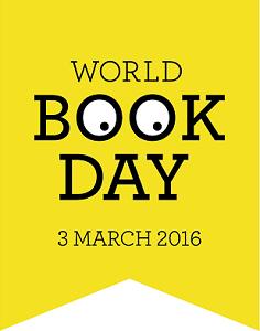 World Book Day 2016 Logo