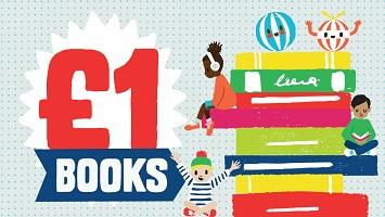 one pound books image