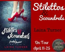 Blog tour poster laina turner