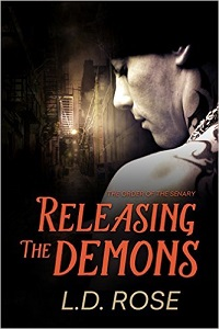 Releaseing the demons by LD Rose