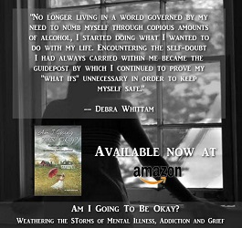 Am I going to be Okay By Debra Whittam poster 2