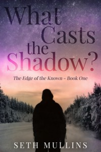 What casts the shadow