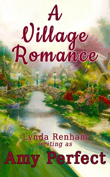 A Village Romance by Lynda Renham