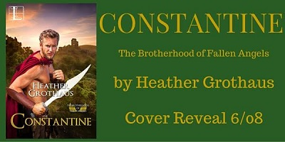 Constantine cover reveal