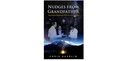 Feature Image - Nudges from Grandfather by Chris Kavelin