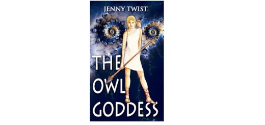 Feature Image - The Owl Goddess by Jenny Twist