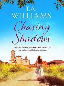 Chasing Shadows by T.A Williams