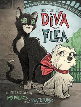 Diva and Flea by Mo Willems