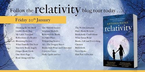 Relativity Tour Poster