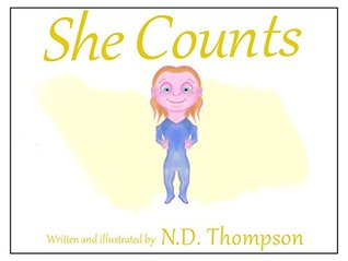 She Counts by N D Thompson