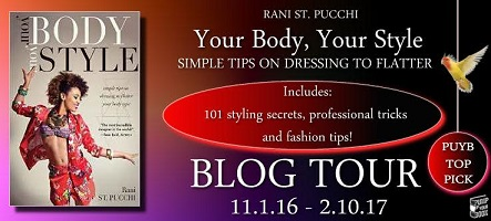 Your Body Your Style by Rani St. Pucchi poster