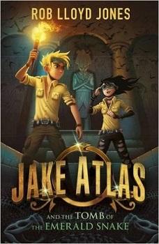 Jake Atlas by Rob Lloyd Jones