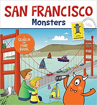 San Francisco Monsters by Carine LaForest