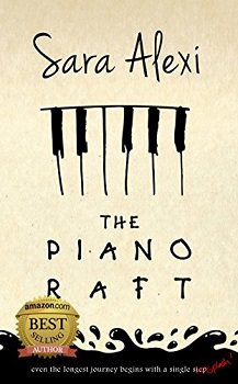 The Piano Raft by Sara Alexi