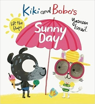 Kiki and Bobos Sunny Day by Yasmin Ismail