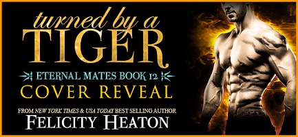 Turned by a Tiger Cover Reveal