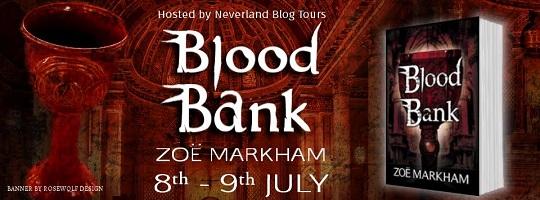Blood Bank Tour Poster