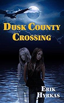 Dusk County Crossing by Erik Hyrkas