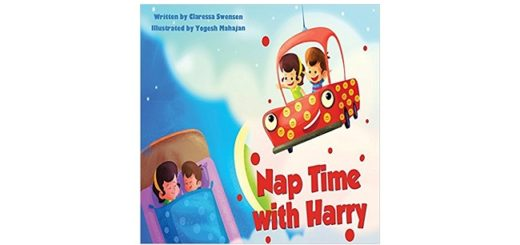 Feature Image - Nap Time With Harry by Claressa Swensen