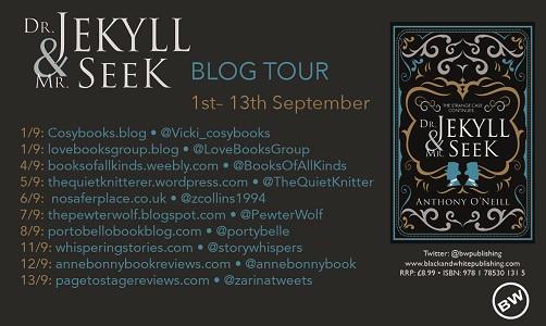 Jekyll & Seek Blog Tour