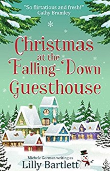 Christmas at the Falling Down Guesthouse - Lilly Bartlett