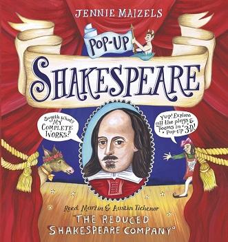 Pop up Shakespeare by Jennie Maizels