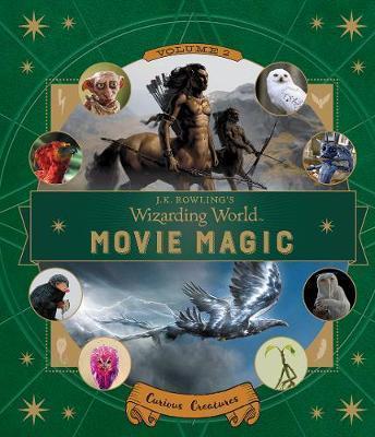 Wizarding world movie magic two