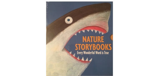 Feature Image - Nature Storybooks by various authors