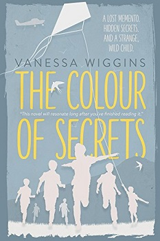 The Colour of Secrets by Vanessa Wiggins