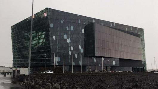 Harpa-concert-hall-Reykjaviks