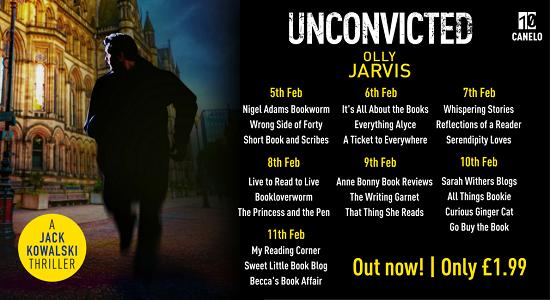Unconvicted Blog Tour (5)