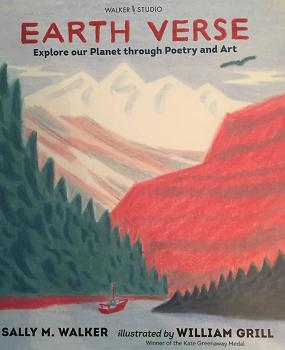 Earth Verse by Sally M Walker
