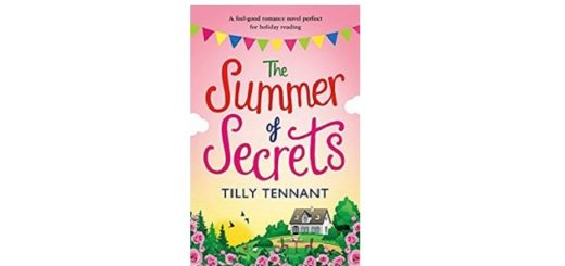 Feature Image - The Summer of Secrets by Tilly Tennant