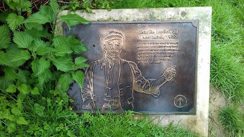 boatman plaque