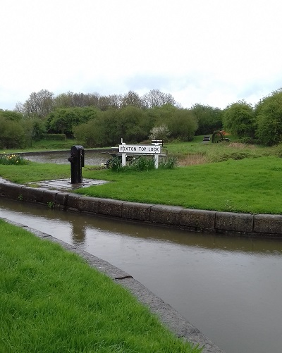 Foxton Locks two