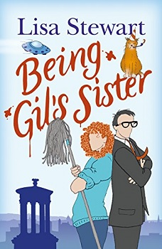 Being Gils Sister by Lisa Stewart