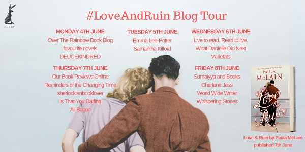 Love and Ruin Banner