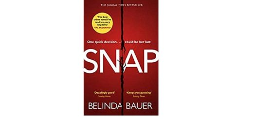 Feature Image - Snap by Belinda Bauer