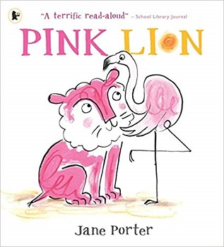 Pink Lion by Jane Porter