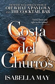 Costa Del Churros by Isabella May